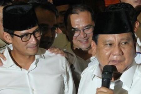 Prabowo Subianto -Sandiaga Uno Merupakan Pasangan Harmonis Di Pilpres 2019