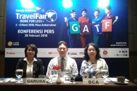 Penawran Menarik GATF 2018 Targetkan Transaksi Rp 8,7  Miliar