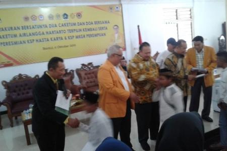 Partai Golkar 2019 Cetuskan Era Model Di DPD 1 dan DPD II Se Indonesia