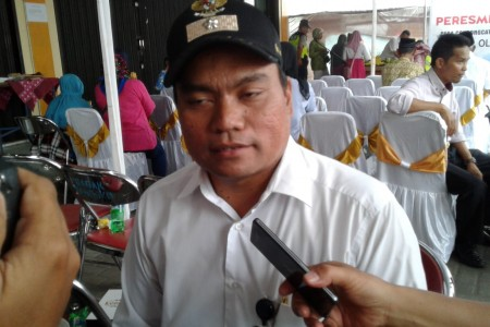 Pemdes Condong Catur Targetkan Retribusi Rp 100 Juta dari Pasar Kolombo