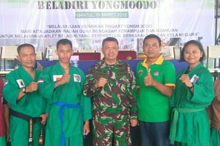 168 Atlet Yong Moo Do Mengikuti Ujian Kenaikan Tingkat
