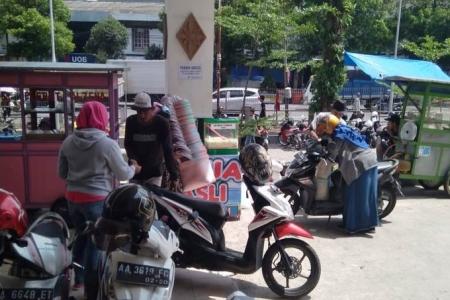 Warga Kaget Dipungut Parkir Rp 2.000 dari Pasar Muntilan