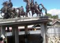 Patung Sultan Agung Titik Nol Imogiri…
