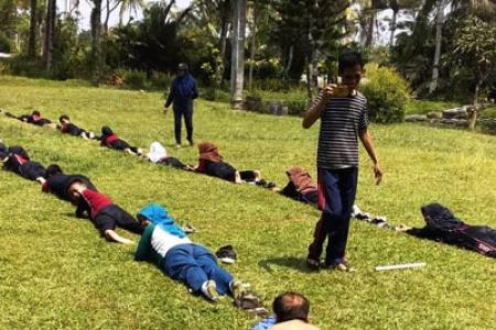 Antisipasi kenakalan siswa SMPN 2 Jetis Bantul Jalin Komunikasi Dengan Wali Murid