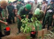 Mayjend M.Efendi Pangdam Diponegoro…
