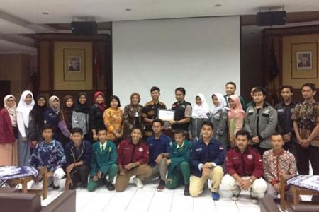 Pelajar Jogja Peduli Korban Banjir Sentani Irian Jaya dan Bantul  2019