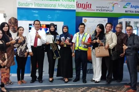 PHRI Sleman Bersinergi Dengan PT.Angkasapura Branding 'Destinasi dan Hotel