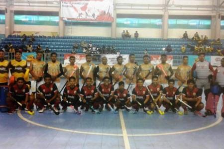 Tim Hoki DIY Bantai Hoki Papua Barat 5-1