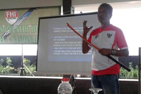 Sawek Singh Berharap Pelatih Mengajarkan Basic Dasar Hoki