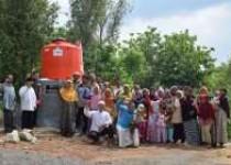 Warga Dusun Bangkan Karangmojo…