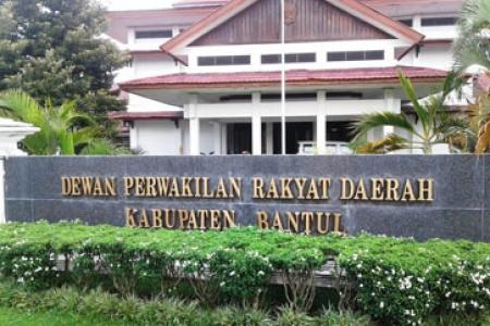 Pasca Pileg DPRD Bantul  Pada Ngantor Sambil Menunggu Hasil Rekapitulasi Pemilu 2019
