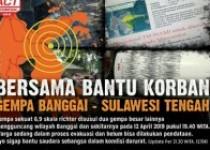 Jelang Pilpres di Goyang Gempa…