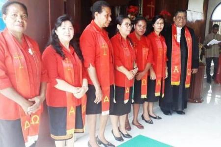 Masing-Masing Gereja di Fakfak Melakukan Ibadah Syukur Hari PI ke-164 Tahun