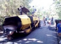 Jalan Kabupaten Diperhalus Warga…