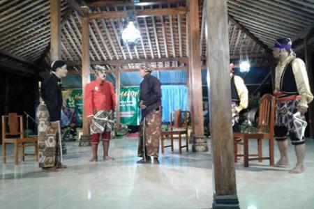 Syawalan 1440 H DPRD Bantul - RRI Jogja Kolaborasi Pentaskan Ketoprak Mataram