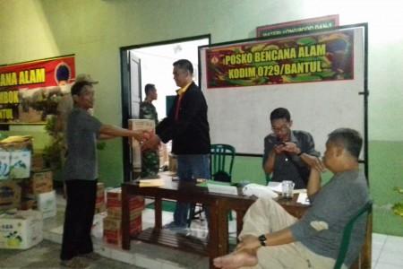 Peduli Korban Gempa Lombok NTB Kodim 0729  Bantul  Kirim Bantuan