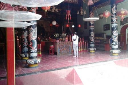 Warga Thionghoa Yogya Laksanakan Ibadah Imlek 2019 Hikmat