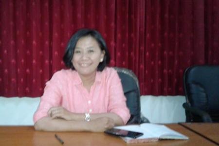 Nur Yuni Astuti S.Sos S.H DPRD Bantul 'Wanita Jangan Mau Didiskriminasikan Ayo Lebih Kuat