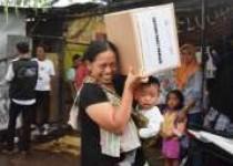 Dukungan Paket Pangan kanggo Pemulung