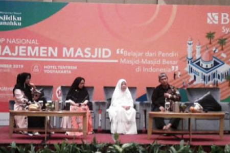 Masjid Harus Menjadi Sumber Peradaban Dan Pusat Ekonomi