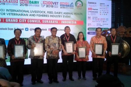 Indo Livestock Expo dan Forum Surabaya 2019 Diikuti 250 Peserta Dari 25 Negara