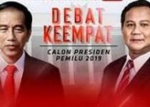 Debat Capres 30 Maret 2019 'Ideologi,…