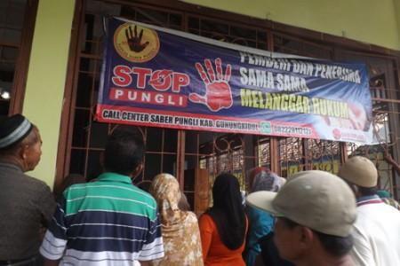 Satuan Tugas Saber Pungli Giat Sosialisasikan Perpres Tentang Saber Pungli di Pelosok Desa-Desa