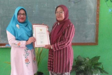 SD Tegaldowo Bantul Menuju Sekolah Adiwiyata Propinsi