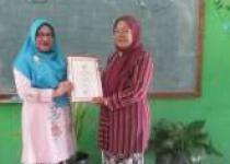 SD Tegaldowo Bantul Menuju Sekolah…