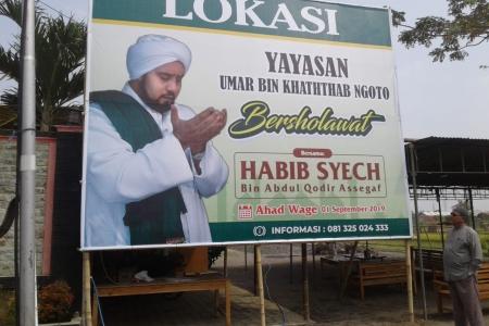 Ngoto Bakal Punya Gedung  Islamic Center