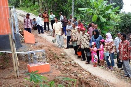 Inilah 50 Desa Atau 76.514 Jiwa Di Gunungkidul Terpukul Kekeringan Air  Saat  Musim Kemarau