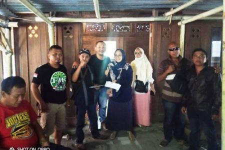 Perusahaan Percetakan Tegel Ubin Kraton Berbah Sleman 2019 Berikan THR