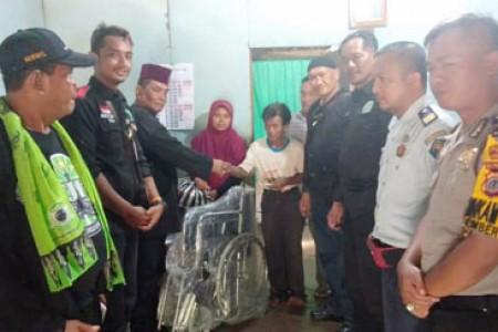10 Maret  2019 FJR Santuni Anak Yatim & Orang Sepuh Di Tepus Gunungkidul