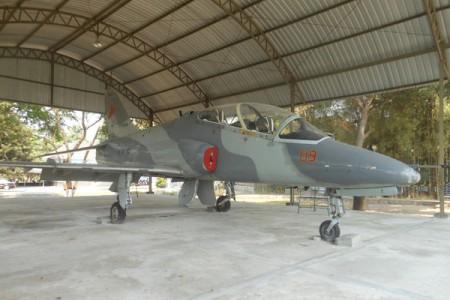 Museum Dirgantara Datangkan Sky Hawk MK 53