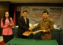Peradi Kota Yogyakarta Jalin Kerjasama…