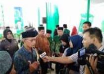 Ketua PP Muhammadiyah Awali Peletakan…