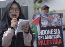 Aksi Long March For Palestina 50…