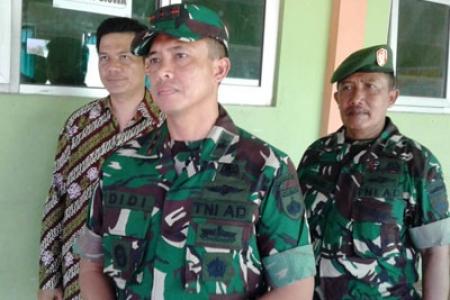 Perekat  Dengan Masyarakat  TNI Melakukan Pemberdayaan Di Wilayah.