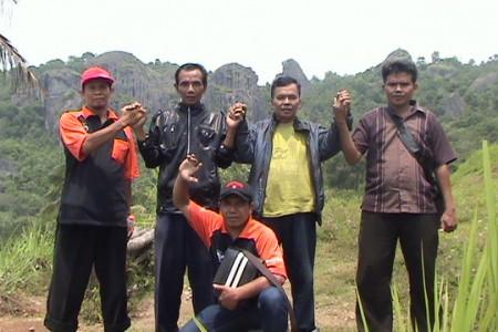 Pokdarwis Pucung Rejo Kagumi Desa Wisata  Nglanggeran
