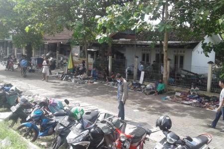 Pasar Klitikan Bantul Di Alihkan Ke Pasar Niten 'Pengelolaan Parkir Jadi Masalah ?