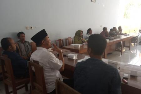 Ratusan warga Gedangsari Gunungkidul siap terima Stimulan RTLH