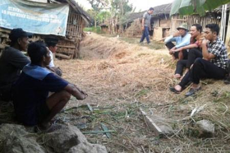 Warga Bantul  Sulit Mengakses  Danais 'Bacabup Dewata Siap Bantu