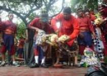 Kenapa Tradisi Saparan Gunung Gamping…