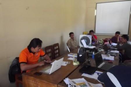 PNPM GEDANGSARI GUNUNGKIDUL REKANAN SALING TUDING DAN SALAHKAN FASILITATOR