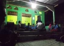Pemuda -Pemudi Orbitkan musik religi…