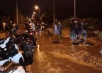 Update Info Banjir Bandang Mojokerto…