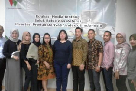 PT Rifan Financindo Berjangka Cabang Yogyakarta Kantongi Aset 14.371 Lot