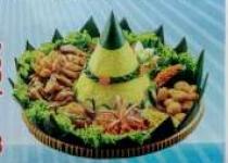 KIRAB BUDAYA 1000 TUMPENG KUWARU…