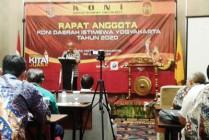 KONI DIY Targetkan 11 Medali PON XX Di Papua 2020